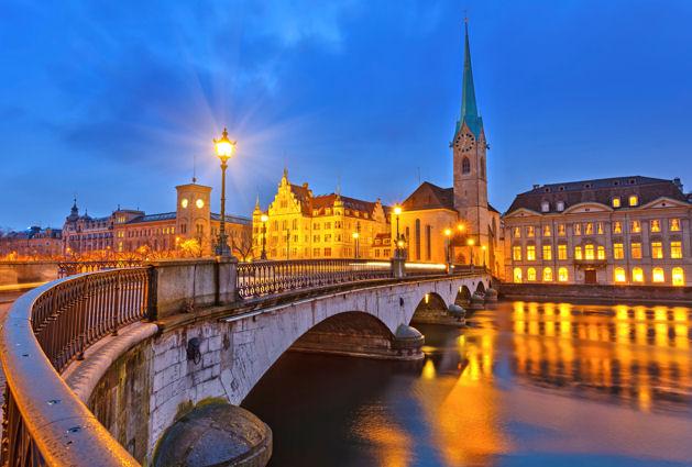 Du lịch Châu Âu: Pháp - Bỉ - Hà Lan - Đức - Thụy Sỹ - Ý 15 ngày