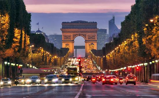 Du lịch Châu Âu: Pháp - Bỉ - Hà Lan - Đức 10 ngày