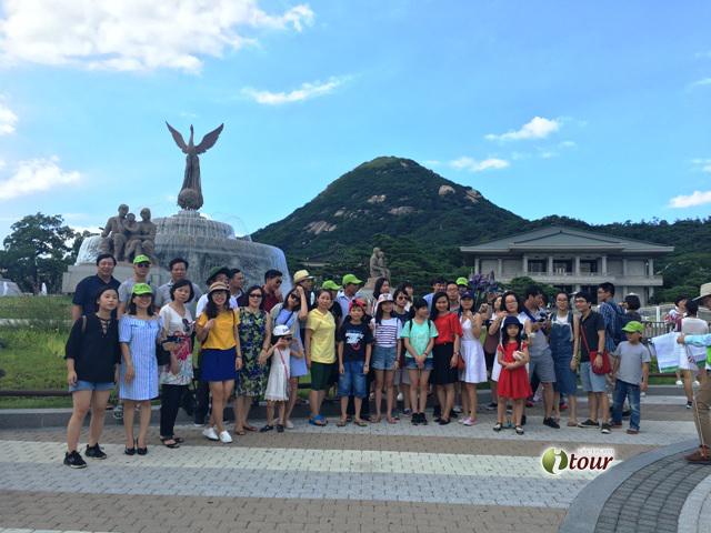 Du lịch Hàn Quốc: Seoul - Jeju - Nami - Everland 6 ngày bay 7C