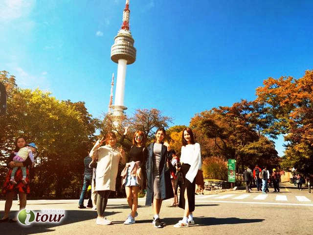 Du lịch Hàn Quốc: Seoul - Nami - Everland 5 ngày 7C