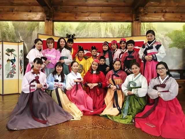 Du lịch Hàn Quốc Seoul - Nami - Everland 5 ngày (VN)