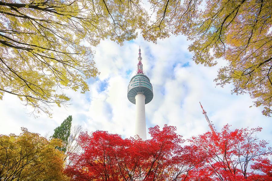 Du lịch hàn Quốc: Seoul - Nami - Namsan - Everland 6 ngày bay VJ