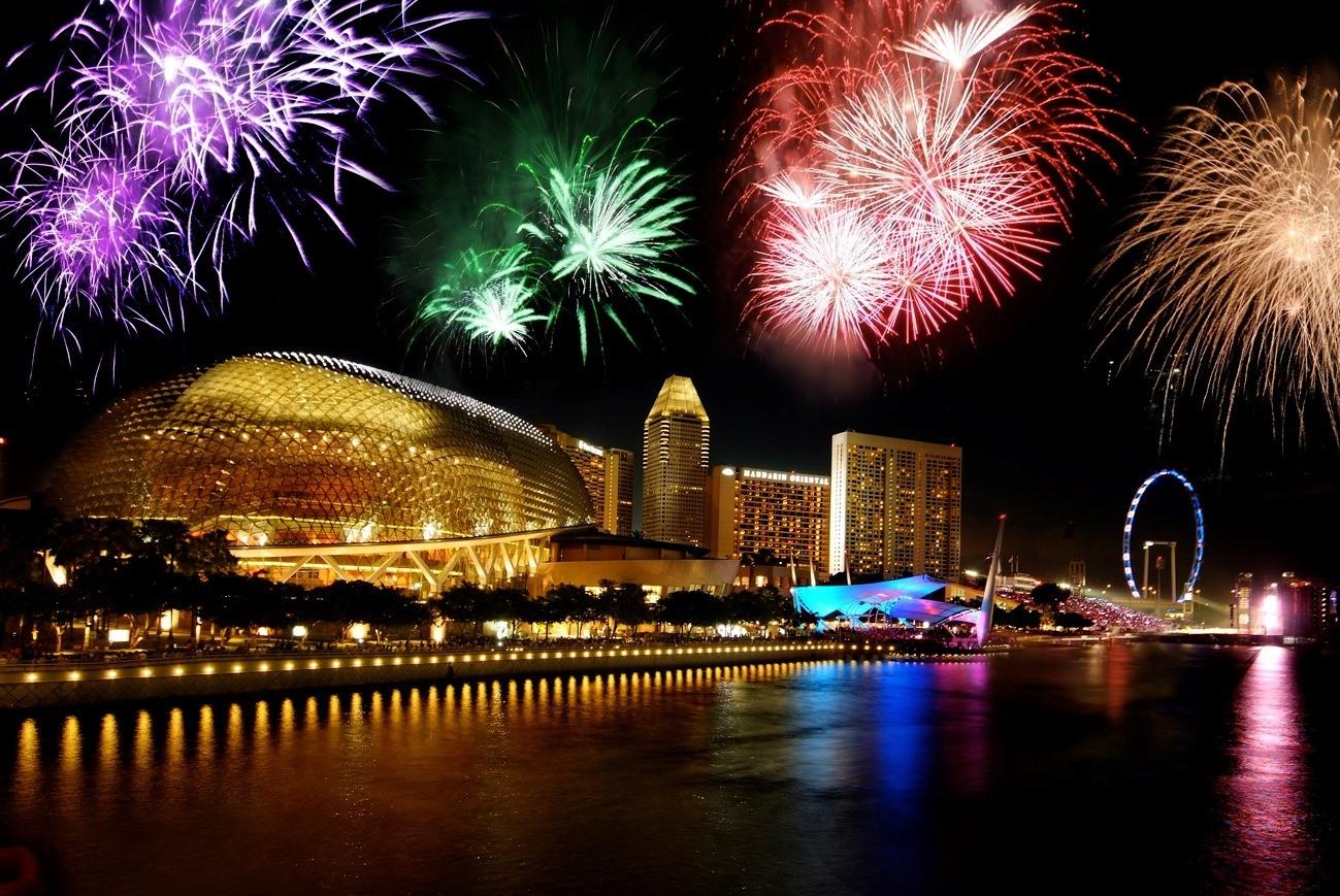 Du lịch Singapore - Sentosa 4 ngày bay SQ