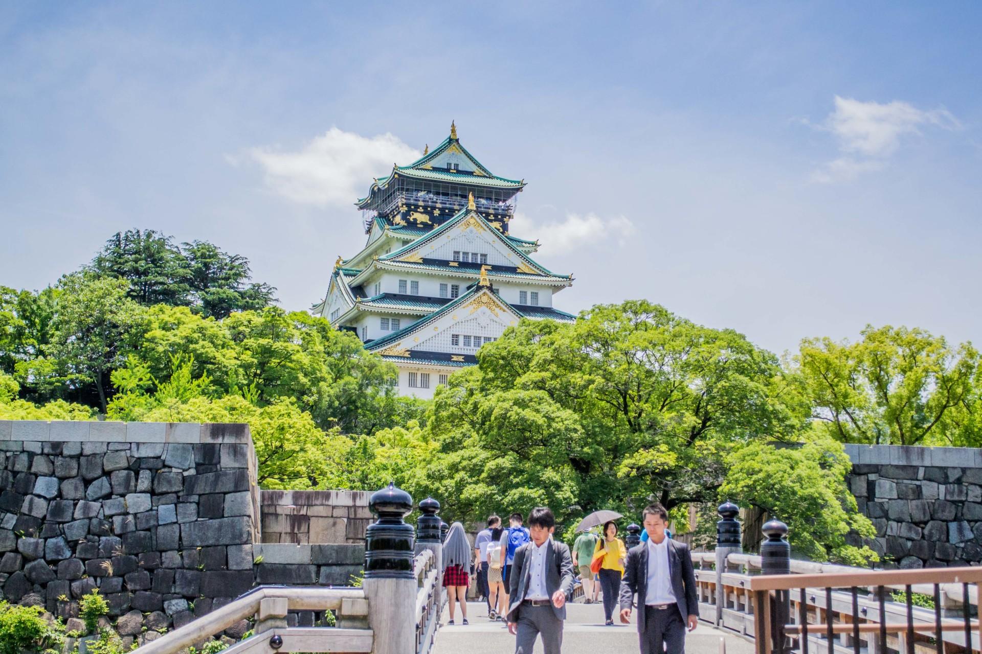 Du lịch Nhật Bản: Tokyo - Phú Sỹ - Kyoto - Osaka 6 ngày ANA
