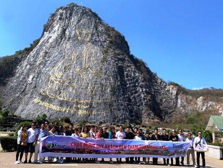 Du lịch Thái Lan: Bangkok - Pattaya 4 ngày SL