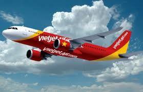 Các chuyến bay nội địa từ Cần Thơ của Vietjet Airs