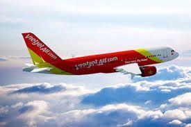 Các chuyến bay nội địa từ Đà Lạt của Vietjet Airs