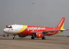 Các chuyến bay nội địa từ Đà Nẵng của Vietjet Airs