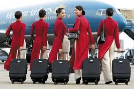 Các chuyến bay quốc tế từ TP Hồ Chí Minh