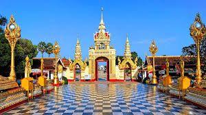 Du lịch Lào - Thái 5 ngày
