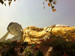 Du lịch Myanmar 5 ngày - Yangon - Bago - Kyaikhtiyo