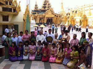 Du lịch Myanmar 4 ngày - Yangon - Bagan