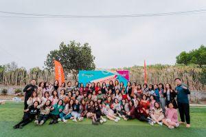 Teambuilding - Chuỗi thử thách