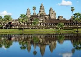 Du lịch Campuchia - Sài Gòn - Siemriep - Phnompenh