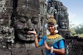 Du lịch Campuchia - Sài Gòn - Phnompenh - Siemriep