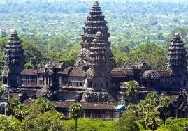 Du lịch Campuchia - Hà Nội - Siemriep - Phnompenh 4 ngày VJ
