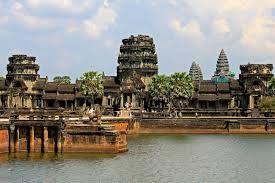 Du lịch Campuchia: Phnompenh - Kampot -  Bokor - Shihanuak Ville