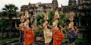 Du lịch Campuchia: Siemriep - Phnompenh 4 ngày bay VJ