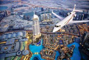 Du lịch Dubai: Đảo Cọ - Thành phố Ốc Đảo 6 ngày EK