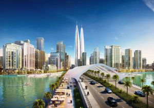 Du lịch Dubai: Đảo Cọ - Thành phố Ốc Đảo 6 ngày TG