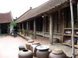 Du lịch Hà Nội - Làng cổ Đường Lâm