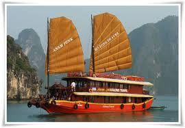 Du lịch Hạ Long: Du thuyền Annam