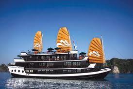 Du lịch Hạ Long: Du thuyền Paradise