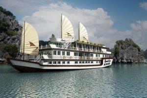 Du lịch Hà Nội - Hạ Long - Ngủ tàu