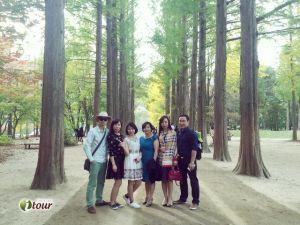 Du lịch Hàn Quốc: Seoul - Jeju - Everland - Nami 6 ngày, bay Jeju Airs