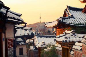 Du lịch Hàn Quốc: Seoul - Lotte World - Trượt tuyết 5 ngày RS