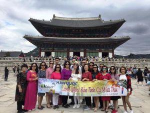 Du lịch Hàn Quốc: Seoul - Nami - Everland, bay VJ