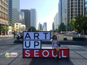 Du lịch Hàn Quốc: Seoul - Suwon - Everland - Nami 5 ngày VN bay ngày