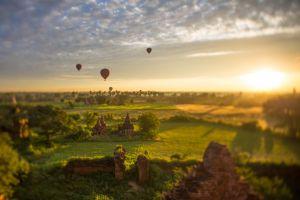 Du lịch hành hương Myanmar: Yangon - Bago - Golden Rock 4 ngày