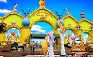 Du lịch Hà Nội - Hồ Núi Cốc