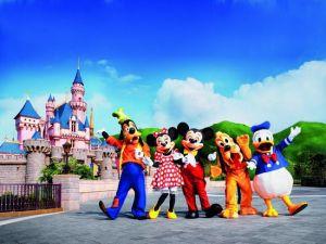Du lịch Hồng Kông - Disneyland 4 ngày bay HX