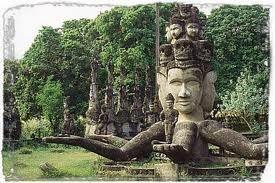 Du lịch Lào - Thái Lan 4 ngày