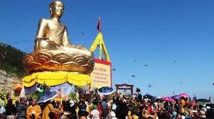 Du lịch Lễ Hội: Chùa Ba Vàng - Chùa Búp Tháp - Đền Đô