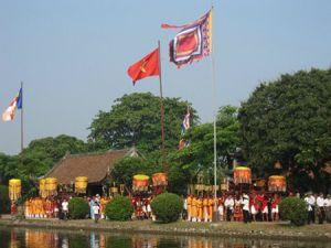 Du lịch lễ hội: Chùa Keo - Đền Đồng Bằng - Đền Trần Thái Bình