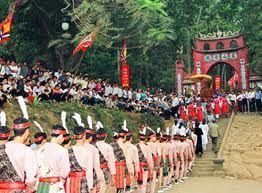 Du lịch lễ hội: Đền Hùng