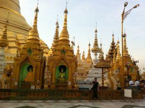 Du lịch Myanmar: Yangon, Bagan, Mandalay, Heho, Inle Lake 6 ngày