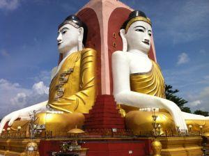 Du lịch Myanmar: Yangon - Golden Rock