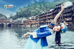 Du lịch Nam Ninh - Trương Gia Giới - Phượng Hoàng Cổ Trấn bay Nội địa 7 ngày