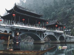 Du lịch Nam Ninh - Trương Gia Giới - Phượng Hoàng Cổ Trấn, tầu hỏa 6 ngày 5 đêm