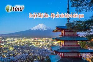 Du lịch Nhật Bản - Quyến rũ mùa hoa Anh Đào 7 ngày, VN