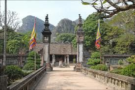 Du lịch Ninh Bình: Tam Cốc - Hoa Lư