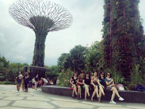Du lịch Singapore - Đảo Sentosa, bay VN