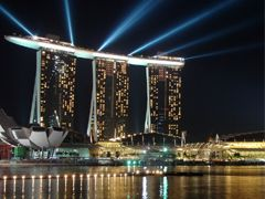 Du lịch Singapore - Sentosa bay VJ