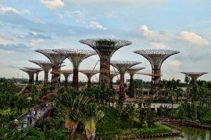 Du lịch Singapore - Sentosa 4 ngày, bay trưa SQMI