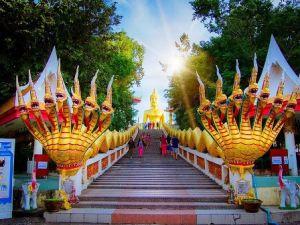 Du lịch Thái Lan: Bangkok - Pattaya 4 ngày bay VN