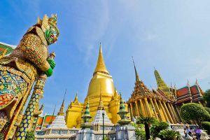 Du lịch Thái Lan: Bangkok - Pattaya 5 ngày bay Air Asia